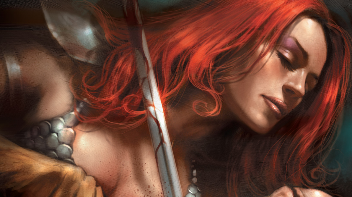 red sonja wrath of the gods wallpapervampirewiccan on deviantart