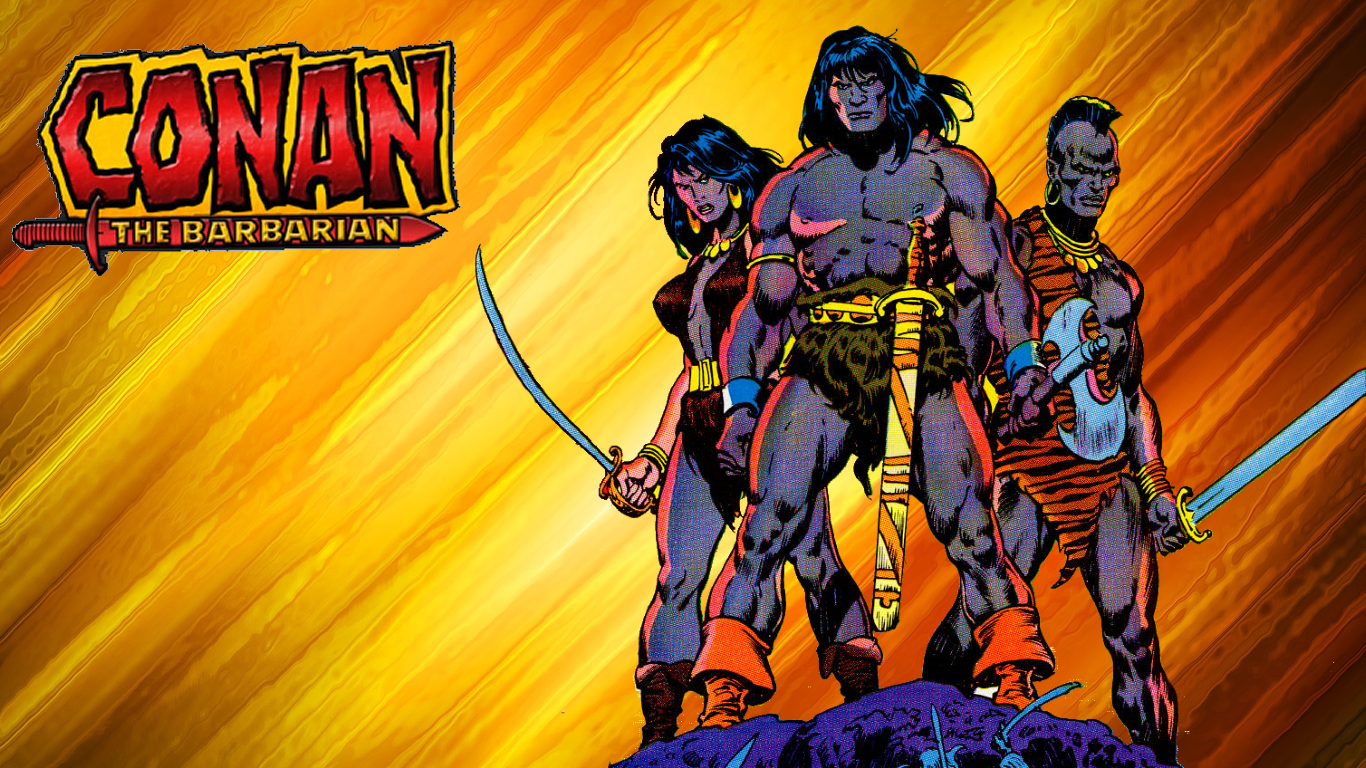 C And C >> Conan The Barbarian Comic Wallpaper | www.imgkid.com - The Image Kid Has It!