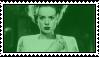 Bride of Frankenstein Stamp by Vampirewiccan