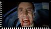 Christopher Lee Dracula Stamp by Vampirella-Selene