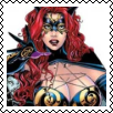 Tarot Square stamp by Vampirewiccan