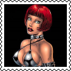 Chastity Square stamp by Vampirewiccan
