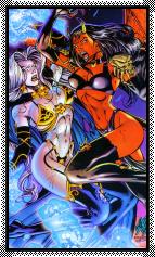 Lady Death Big Stamp 4 by Vampirewiccan