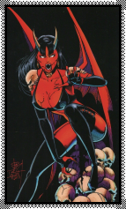 Purgatori Big Stamp by Vampirewiccan