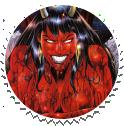 Purgatori Round Stamp by Vampirewiccan