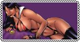 Vampirella Long Stamp by Vampirewiccan