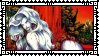 Lady Death Stamp 01 by Vampirewiccan
