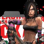 Hack/Slash Folder Icon