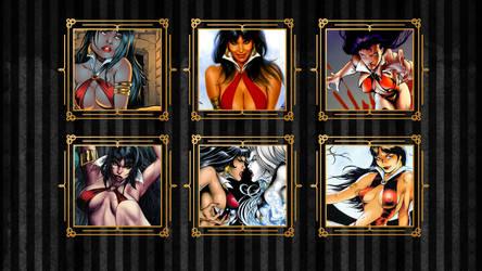 Vampirella Wallpaper