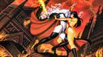 Vampirella vs Lady Death Wallpaper by Vampirella-Selene