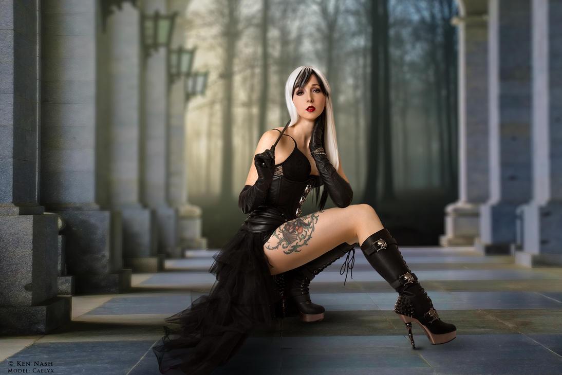 Goth Girl by ShadowDreamers