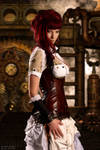 Sultry Steam Punk