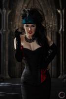 Vampiress' Seduction by ShadowDreamers