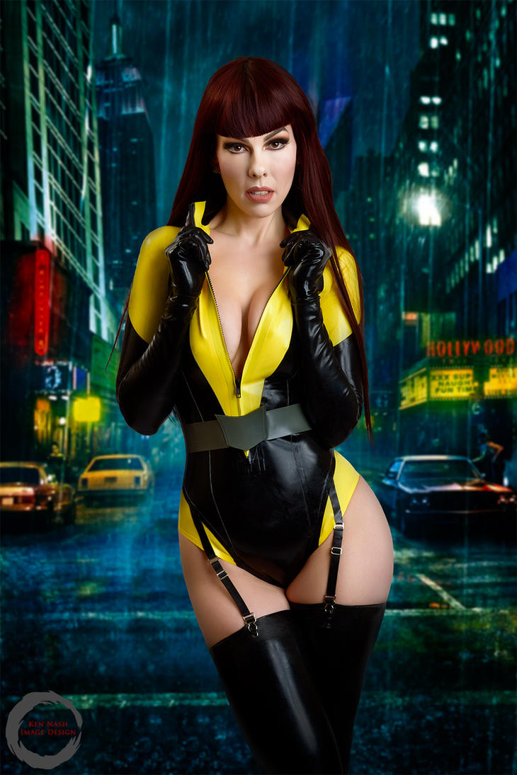 Silk Spectre 2 by ShadowDreamers