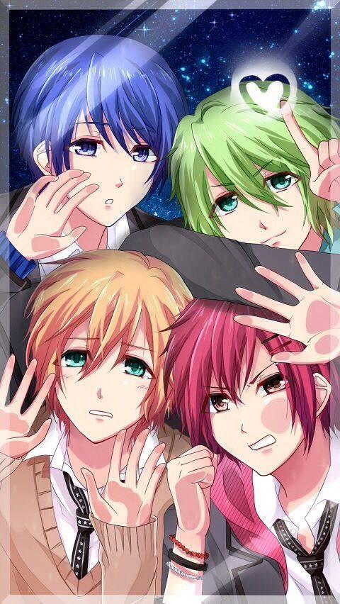 Capitulos de: Marginal4: Kiss kara Tsukuru Big Bang