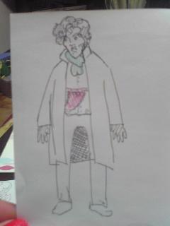 Sherlock Thongpiece suit by wakuri-neko-san