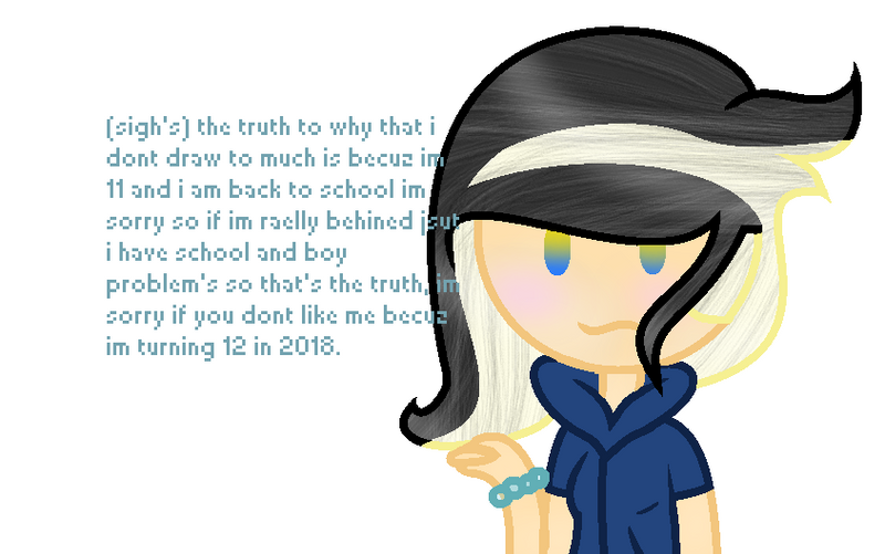 Why I Dont Draw As Much Anymore by Galexy702playsRoblox
