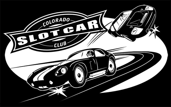 Colorado slot car