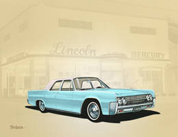 65 Lincoln by PachecoKustom