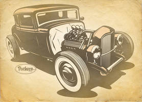 Jack Butler's 1932 Ford by PachecoKustom
