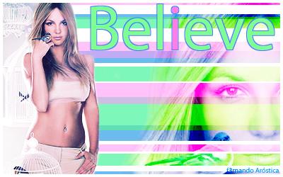 Believe - Britney Blend by f3rnando