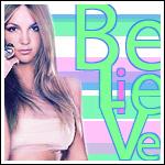 Believe - Britney Avatar by f3rnando