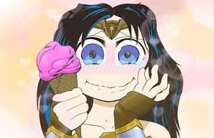 Anime Wonderwoman