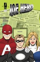 Joe Hero #3 (buy on my website)