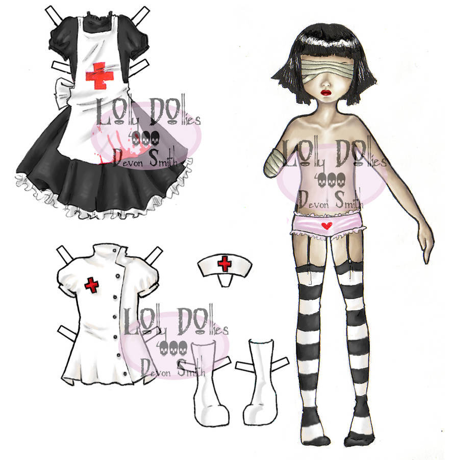a87e934000790 N 2 PAPER DOLL contest by TrevorBrown on DeviantArt