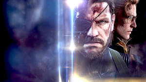Metal Gear Solid V: Ground Zeroes Wallpaper 2 by FreshPaprika