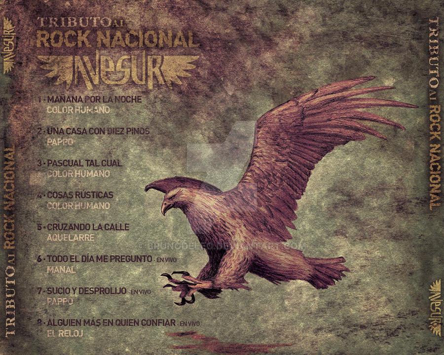Avesur - CD Back by BrunoDeLeo