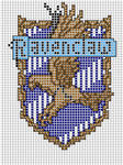 Ravenclaw Embroidery- How To