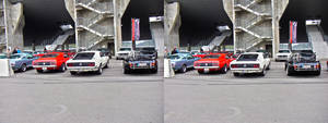 Mustang 3D (stereoscopic)