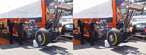 Nitrolympx 2013 Hockenheimring - Top Fuel Dragster