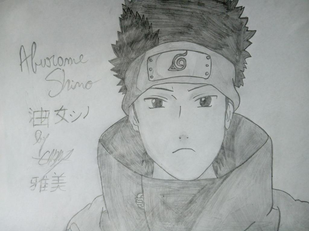 Aburame Shino by HomicidalThoughts