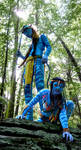 Avatar: Neytiri + Jake Cosplay