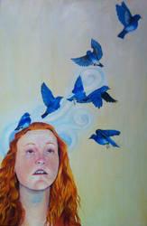 Bird Brain by Maevethebrave