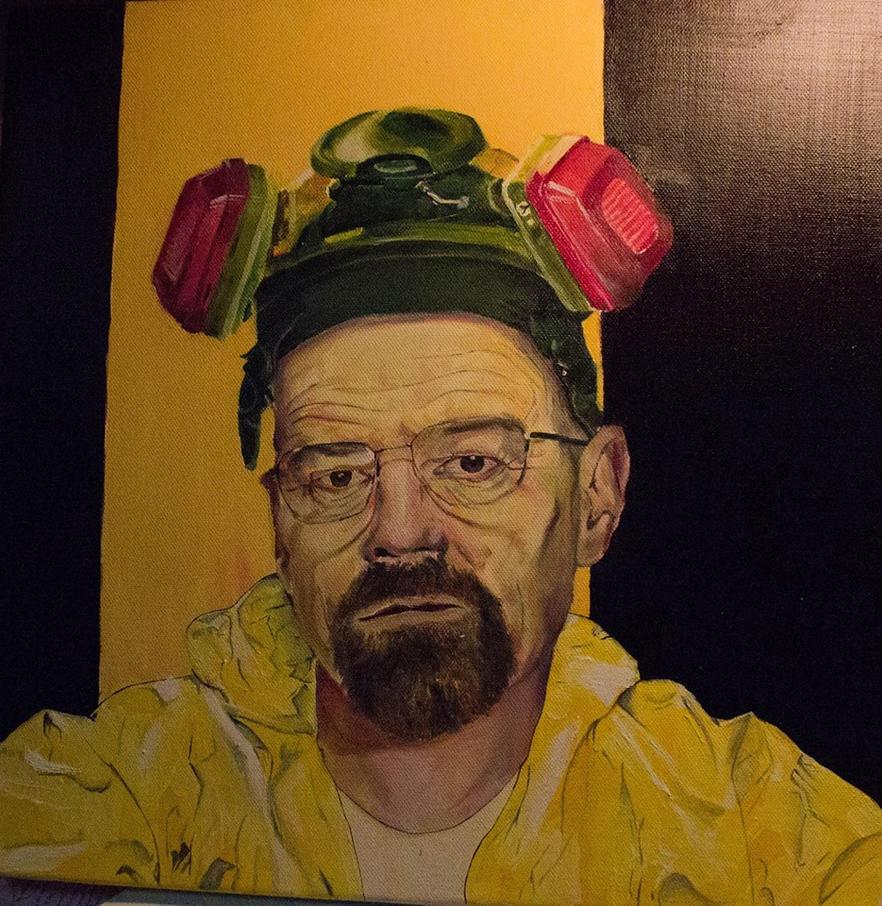 Walt by Maevethebrave