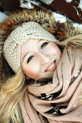 blond winter by kathrinska