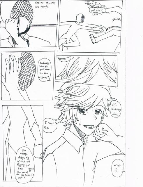 (MLB FANFICTION) Red Riding Hood Ep 2 part 2 by xanviera