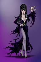 Elvira Mistress of the Dark by MrOrozco
