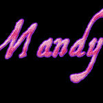 Mandy Glitter by krystalamber2009