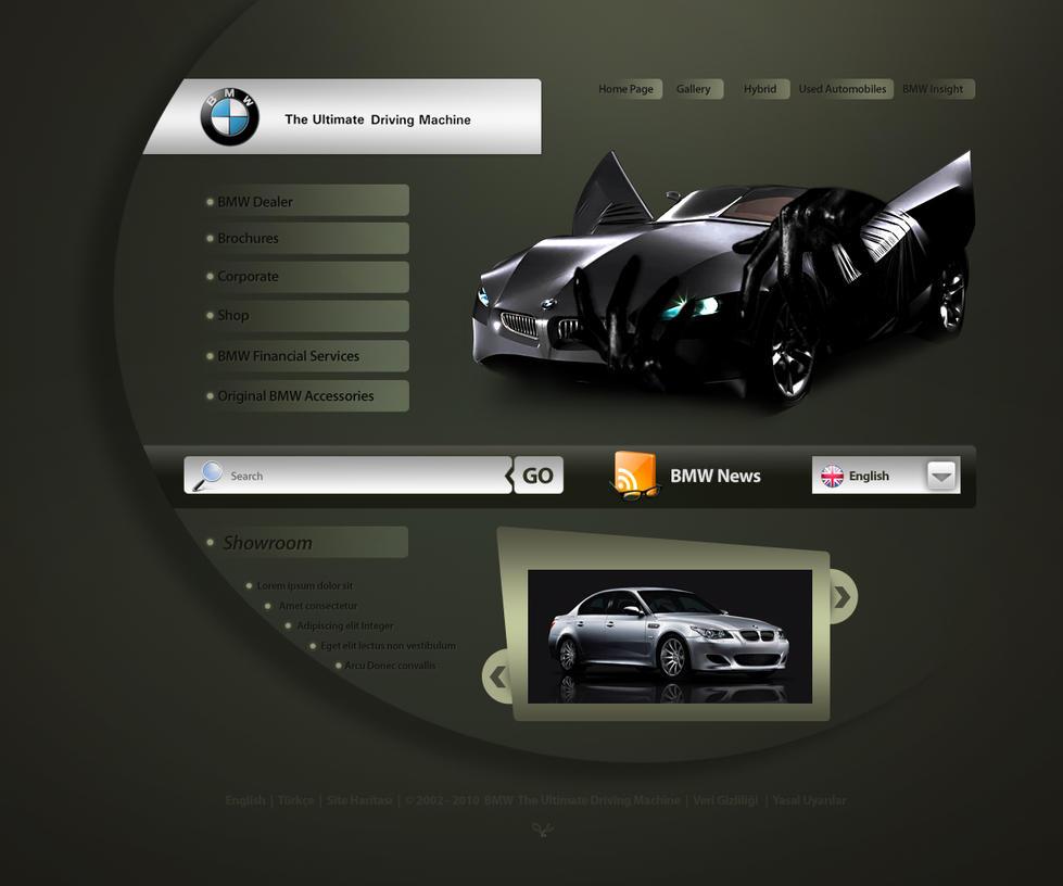 BMW by gdnz