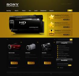 sony handycam