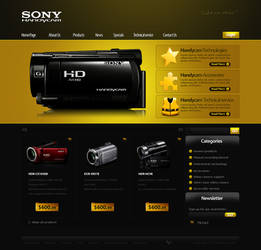 sony handycam by gdnz
