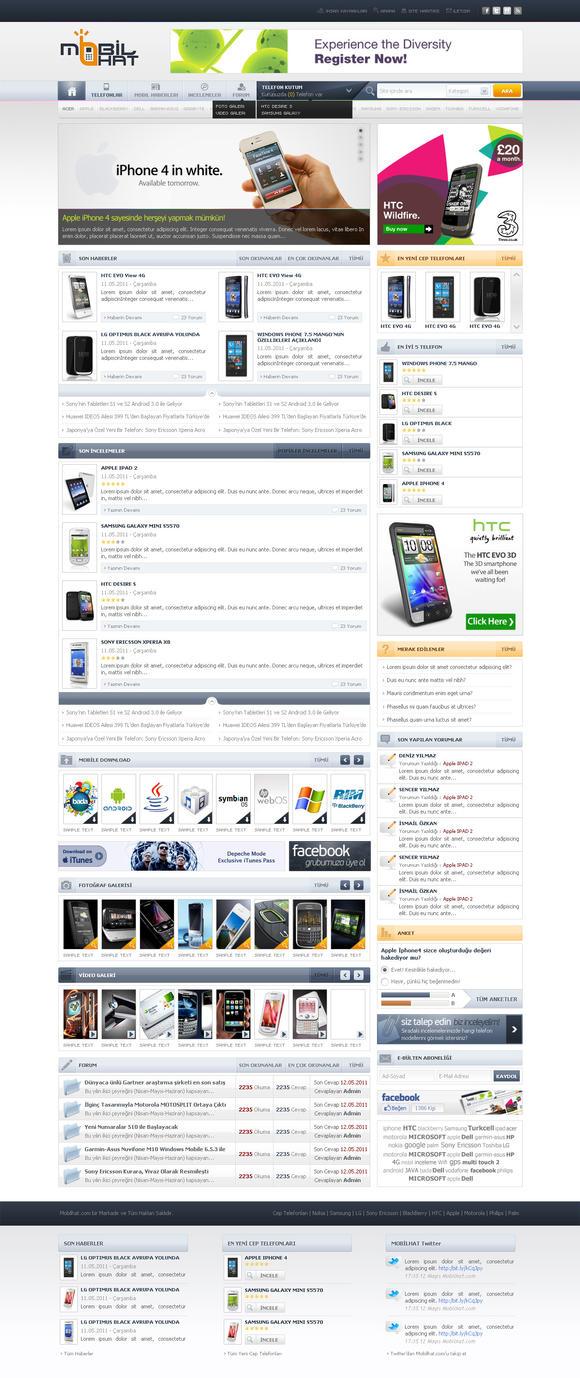 mobilhat.com by gdnz