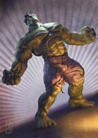 Hulk by grantparsley