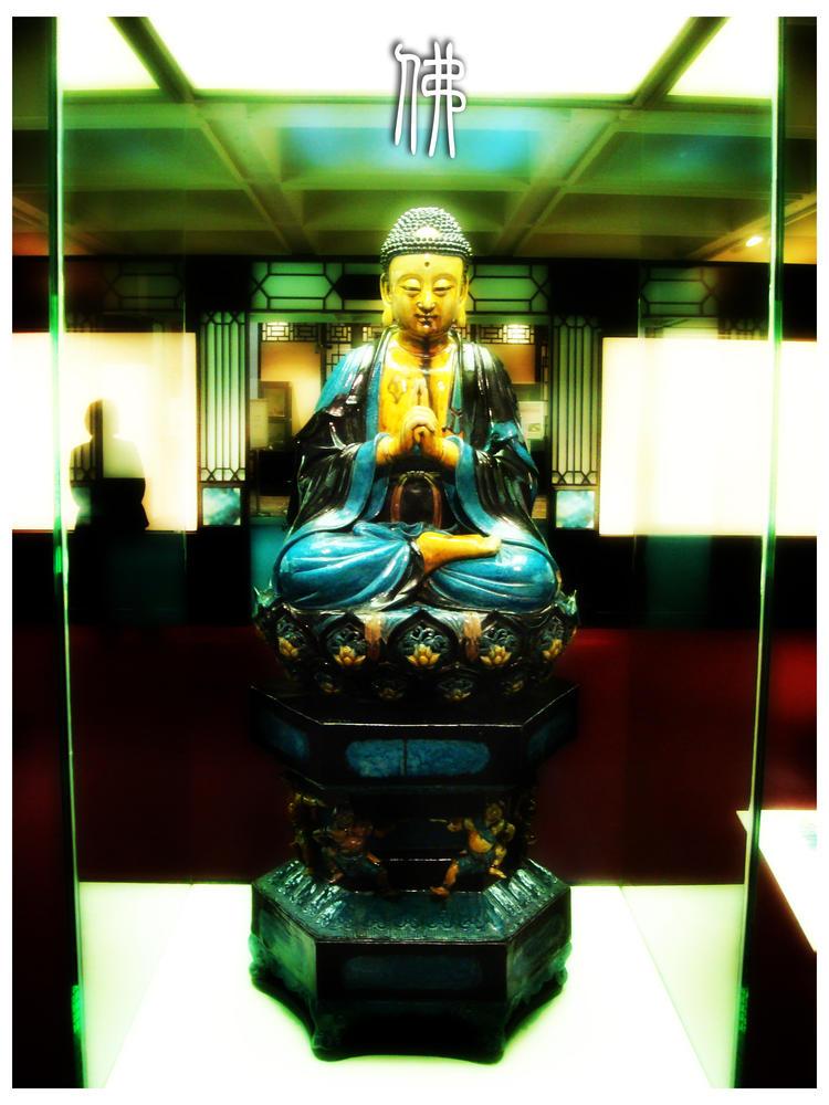 Buddha  hongkong by 1000dimension