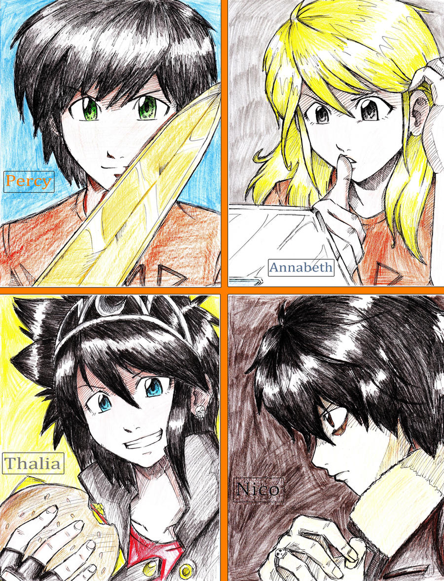 percy jackson and thalia grace dating fanfiction Thaliabeth is a femslash ship between thalia grace and annabeth chase in the percy jackson and the olympians series thalia grace and luke castellan picked annabeth up when she was 7 and on the run.