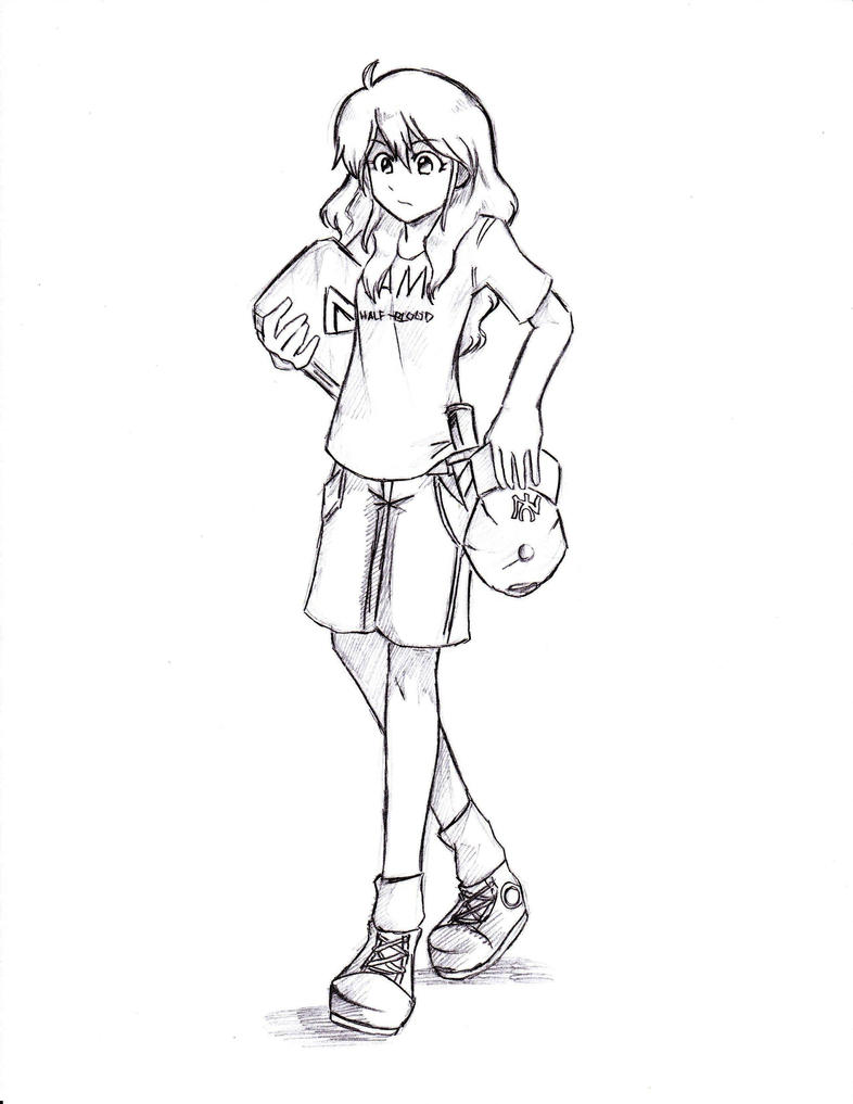 character sketch annabeth chase